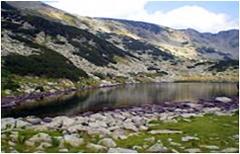 Езера в Пирин