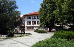 Площад Никола Вапцаров Банско