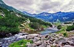 Реки в Пирин