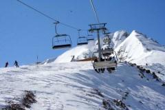 Лифтове и съоръжения в ски център Банско